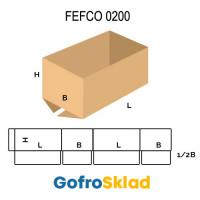 Короб FEFCO 0200