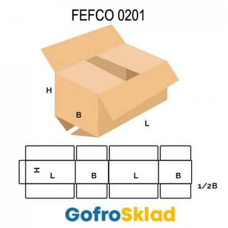 Короб FEFCO 0201