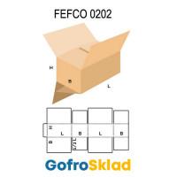 Короб FEFCO 0202