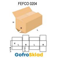 Короб FEFCO 0204