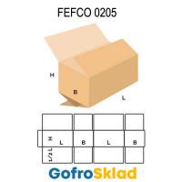 Короб FEFCO 0205