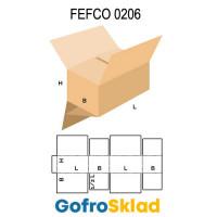 Короб FEFCO 0206