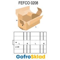 Короб FEFCO 0208