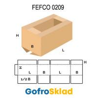 Короб FEFCO 0209
