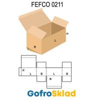 Короб FEFCO 0211
