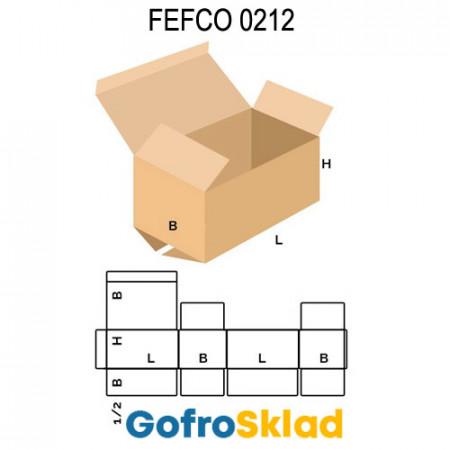 Короб FEFCO 0212