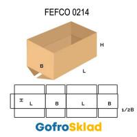 Короб FEFCO 0214