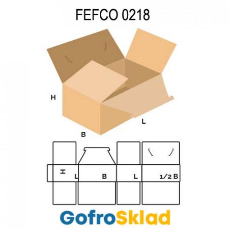 Короб FEFCO 0218