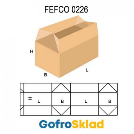 Короб FEFCO 0226