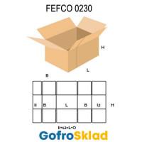 Короб FEFCO 0230