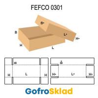 Короб FEFCO 0301