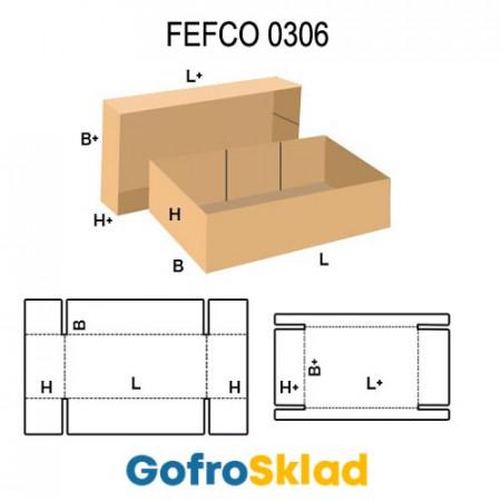 Короб FEFCO 0306