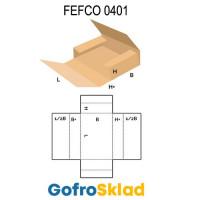 Короб FEFCO 0401 оберточного типа