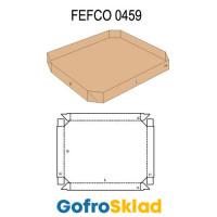 Короб FEFCO 0459 со скошенными углами