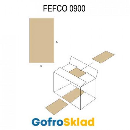 Прокладка из гофрокартона (FEFCO 0900)