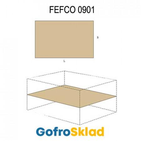 Прокладка из гофрокартона (FEFCO 0901)