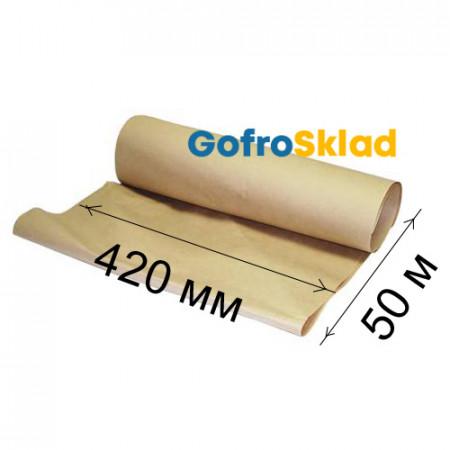 Оберточная бумага 420 мм х 50 м.пог.