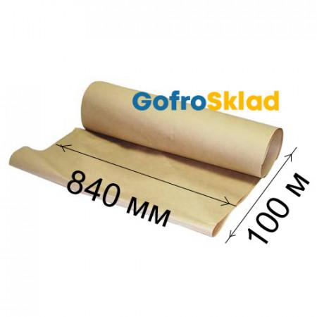 Оберточная бумага 840 мм х 100 м.пог.